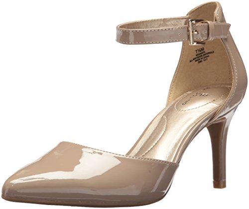 Bandolino Footwear Women's Ginata Pump, Cafe Latte, 9