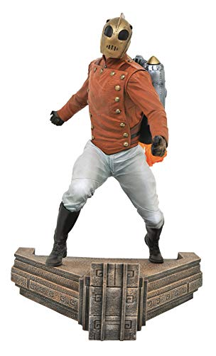 DIAMOND SELECT TOYS The Rocketeer Premier Collection Resin Statue