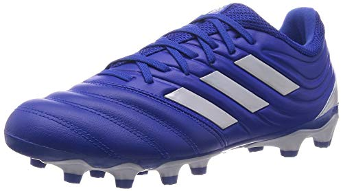 adidas Copa 20.3 MG, Zapatillas de fútbol Hombre, AZUREA/Plamet/AZUREA, 42 2/3 EU