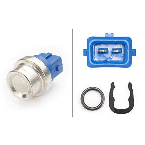 HELLA 6PT 009 107-551 Sensor, Kühlmitteltemperatur - 12V - gesteckt - mit Dichtung - mit Sicherungsring