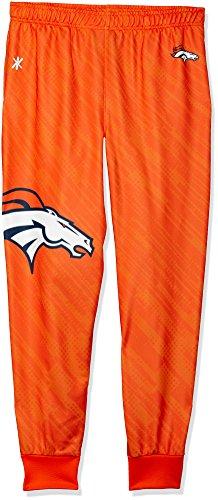 FOCO Denver Broncos Herren Jogginghose, Polyester, Größe XL