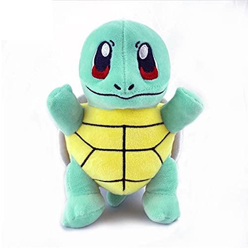 vwsitc Plush Toys Anime Toys Plush Doll Squirtle Bulbasaur Jigglypuffs Eevee Snorlax Kids Gift 22Cm