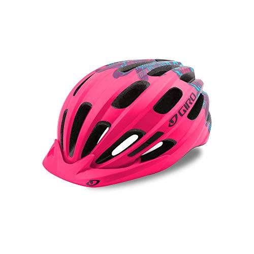 Giro HALE Fahrradhelm, mat Bright pink, 50-57 cm