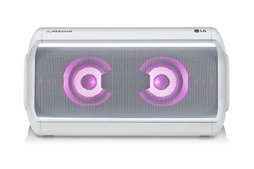 LG PK5 XBoom Go Bluetooth-Party-Lautsprecher One Size weiß