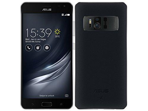 ASUS TeK ZS571KL-BK64S6 ZenFone AR (Qualcomm Snapdragon 821 / メモリ6GB / ストレージ64GB) Tango・Daydream対応 ブラック