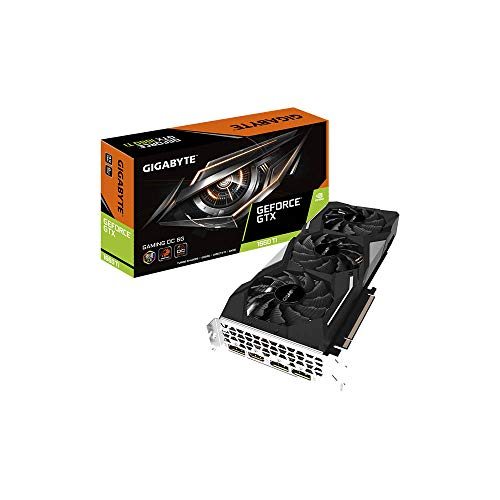 Gigabyte GeForce GTX 1660 Ti Gaming OC 6GD