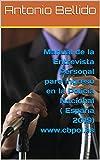 Manual de la Entrevista Personal para ingreso en la Policía Nacional ( España 2019) www.cbpol.es