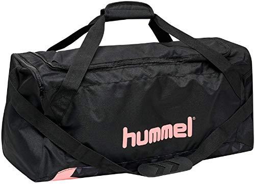 hummel Sporttasche Active Sportsbag 205062 Black/Mellow Rose L