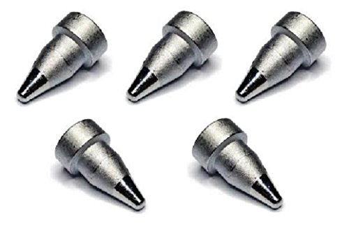 Preisvergleich Produktbild Art. 890301 Kit 5 Düsen von Notebook N5 2 von 0, 8 mm für die Pistole der löstationen Reaktivator: Art. 890075 Mod. zd-917 und Art. 890074 Mod. zd-915