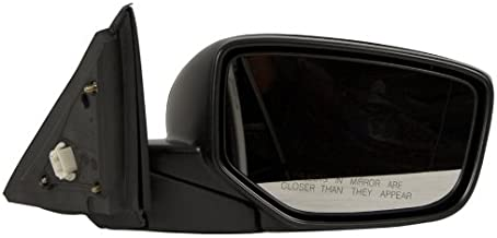 OE Replacement Honda Accord Passenger Side Mirror Outside Rear View (Partslink Number HO1321230)