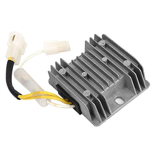 Spannungsregler für Dieselmotoren, mit Kunststoff -5 ° C ~ 65 ° C White Line Start Generator Controller