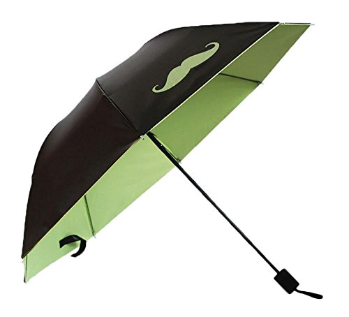 Parasol Folding Parapluie Anti UV - Vert