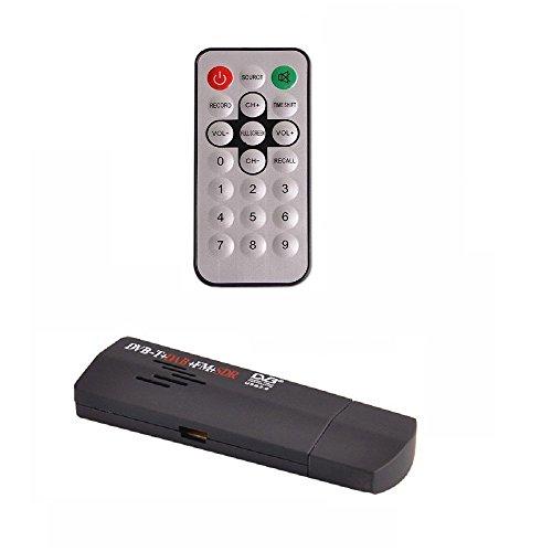 IEIK SDRICE RTL-SDR FM DAB DVB-T USB Stick Set with RTL2832U & R820T Great SDR for SDR# ADS-B Receiver Set Radio Compatible ICE Input