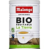 Malongo - Café Moulu Pur Arabica, La Tierra, Biologique Et Équitable - 250G - Lot...