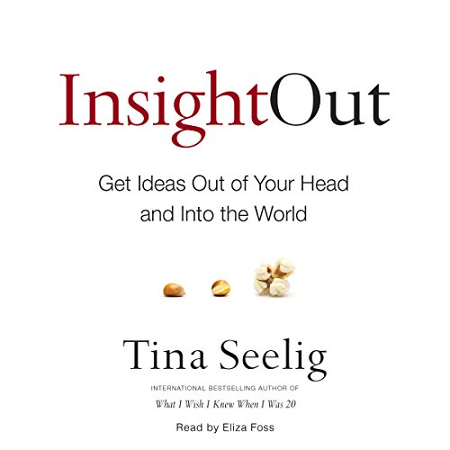 Insight Out audiobook cover art