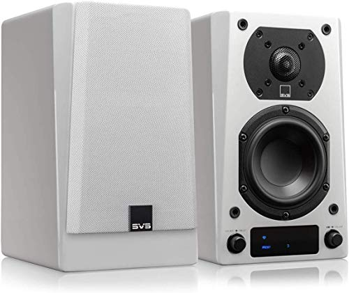 Best Prices! SVS Prime Wireless Powered Speaker System (White Gloss)
