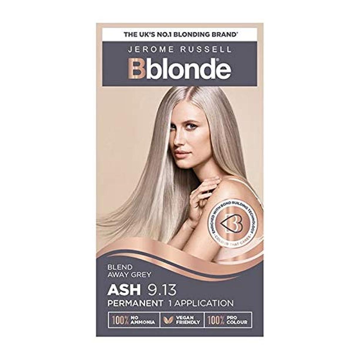メニュー居住者ドラゴン[Jerome Russell ] ジェロームラッセルBblondeパーマネントヘアキット灰ブロンド9.13 - Jerome Russell Bblonde Permanent Hair Kit Ash Blonde 9.13 [並行輸入品]