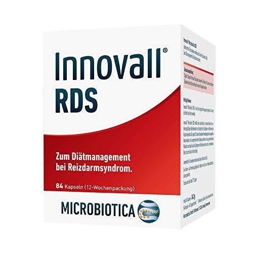 INNOVALL RDS bei Reizdarm aus Ihrer Apotheke - veganes Microbioticum - 84 Kapseln