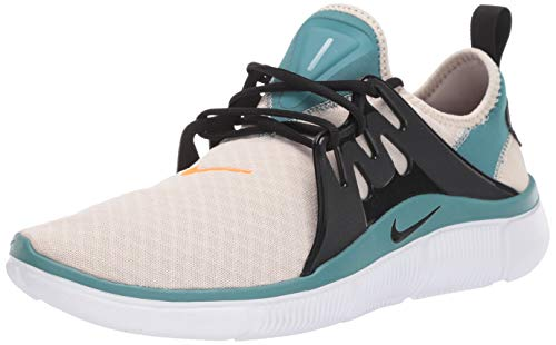 Nike Men's Acalme Sneaker, Desert Sand/Black-Mineral Teal, 15 Regular US