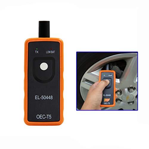 Wakauto El-50448 Autoreifendruckkontrollsensor Tpms Aktivierungswerkzeug Oec-T5 für Gm Fahrzeugmonitorsensor Zurücksetzen