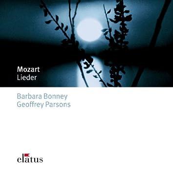 Mozart : Lieder  -  Elatus