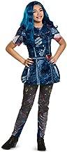 Disguise Evie Classic Descendants 2 Costume, Blue, X-Large (14-16)