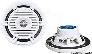Osculati 2 Way Stereo Speaker 80 W