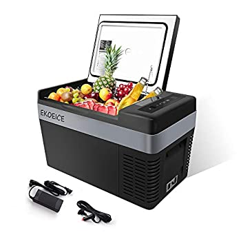 Portable Refrigerator for car 26quart  25L  Compressor freezers with 12V/24V DC and 110V/240V AC Mini car Fridge