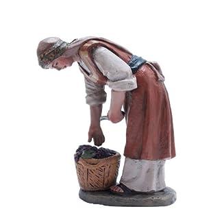 Triciclo Editores Belén Delprado J.L.Mayo – Escena Vendimia, trabajadora recolectora – BEL100