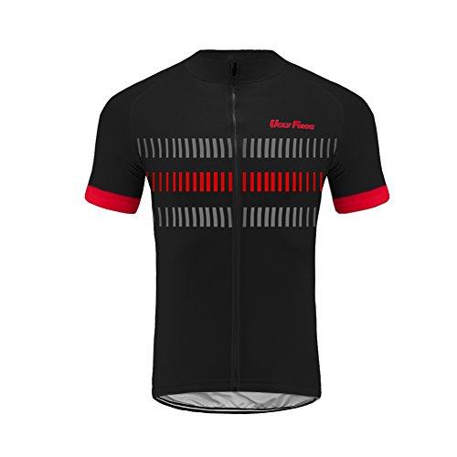 Uglyfrog Fahrrad Trikots Herren Schnell Trocknend Sommer Radtrikot Fahrradshirt