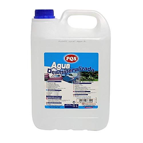 Pqs 11520206 - Agua Desmineralizada, 5 litros