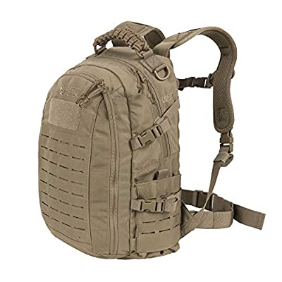 Direct Action Dust MK II Tactical Backpack Coyote Brown 20 Liter Capacity