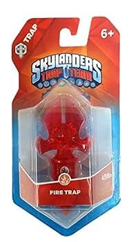 Skylanders Trap Team Fire Captain s Hat Trap [Spark Spear]  Activision