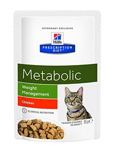 Hill´s Prescription Diet Feline Metabolic Advanced Weight Solution Huhn Frischebeutel