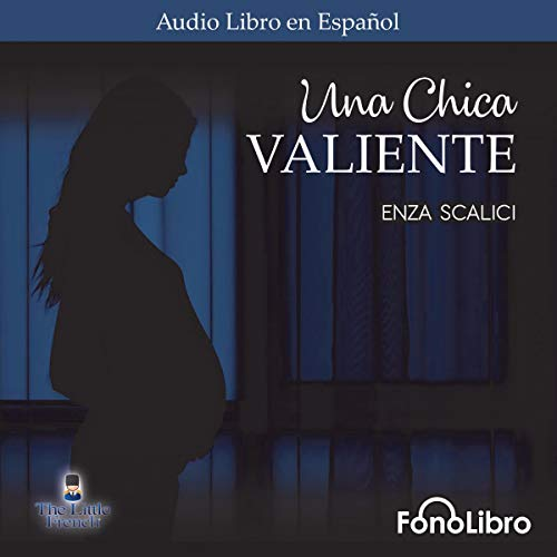 Una Chica Valiente [A Brave Girl] audiobook cover art