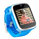 7 year old boy watches - Yehtta Kids Smart Watch Toys for 3-8 Year Old Boys Toddler Watch HD Dual Camera Watch for Kids All in one Blue Birthday Gifts for Kid USB Charging Touch Screen Kids Watch Educational Toys