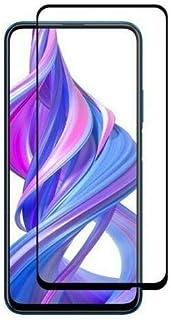 اسكرين واقي حماية الشاشة 9D كاملة لهاتف هونر 9 أكس (Honor 9X) - أسود