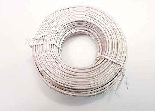 (New) Garage Door Opener Universal Wire 100FT, 2 Conductor Bell Wire/Sensors/WS