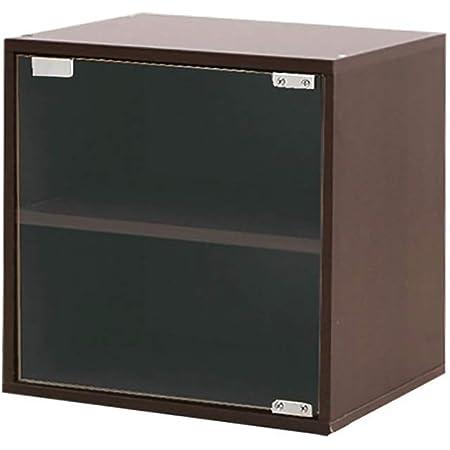 Nai-storage Gabinete de apilamiento de Discos de Vinilo LP, Estantería de Cubo de Madera, Estantes de exhibición de pie Armario Armario Unidad de Almacenamiento