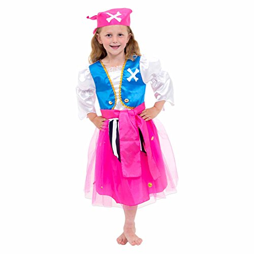 Lucy Locket - Déguisement Fille Pirate 7 - 9 ans