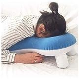 QMZDXH Oreillers de soutien de la tête, des épaules et du dos, oreiller pour le visage de sommeil pour les patients pendant la récupération pour une utilisation post-chirurgicale