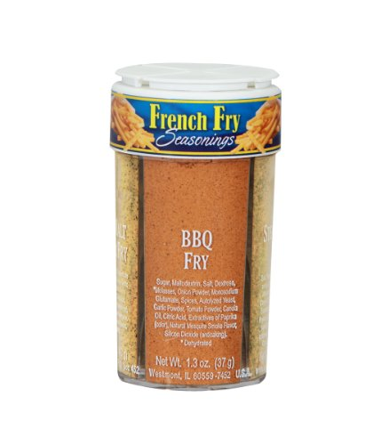 Dean Jacobs French Fry Seasoning, 5.8-Ounce