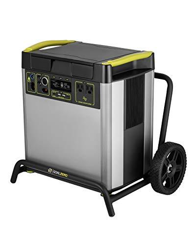 Yeti 6000X Portable Power Station, 6071Wh Portable Lithium Battery, 2000W AC Inverter Generator, Bac
