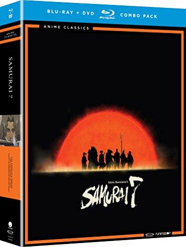 Samurai 7: The Complete Series - Blu-ray + DVD