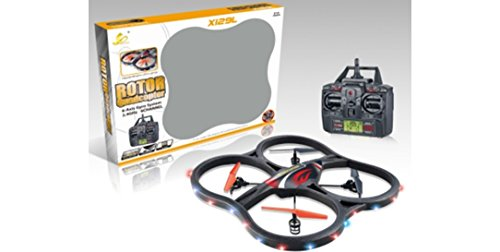 SE '4.5Channel 2.4Ghz 6Axis Gyro UFO RC Quadcopter X129L with Camera