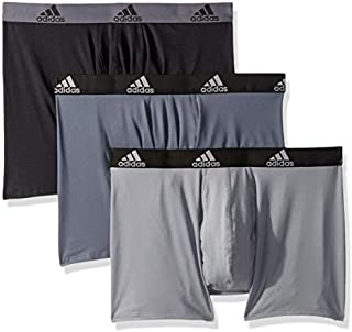 adidas Men's Sport Performance Climalite Boxer Briefs (3...