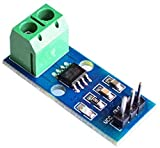 iHaospace 2 módulos de sensor de corriente ACS712 ACS712ELC de 20 A de medición de rango de corriente para Arduino