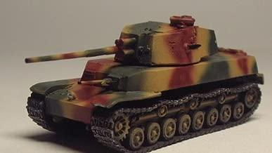 日本 5式中戦車 1/144 塗装済み完成品 Japan Type 5 medium tank Chi-Ri 1/144 Painted finished goods