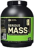 Optimum Nutrition Serious Mass, Con proteine whey in Polvere per Aumentare la Massa...