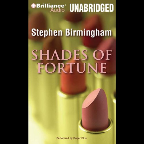 Shades of Fortune audiobook cover art